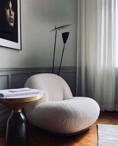 The Pacha Lounge Chair is an honest, functional piece that brings life and character to any interior setting. Apartment of Interior design Interior Design Blogs, Home Design, Interior Inspiration, Interior Decorating, Interior Ideas, Interior Modern, Küchen Design, Luxury Interior, Decorating Tips