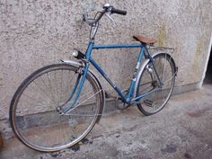 "DDR mifa fahrrad 26"" ifa herrenrad oldtimer deko retro shabby vitage scheunenfun"