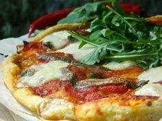 Pizza Dough - Silvia Colloca