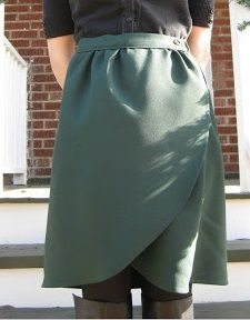 Making a Living: Make: Tulip Skirt