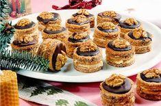 Karamell krémes fantázia szelet, amiből mindig több kell - Blikk Rúzs Christmas Cookies, Cake Recipes, Panna Cotta, Breakfast Recipes, Rum, Sweet Tooth, Cheesecake, Clean Eating, Muffin
