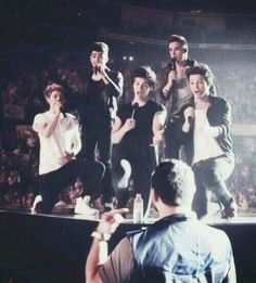 remember when it was Paul's birthday and the boys sang to him it was the cutest thing ever <<< Awwww!