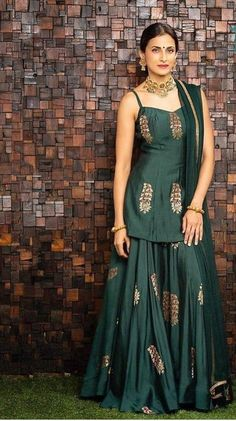 Designer dresses indian - buy for contact on whatsapp fabric Bangalore silk Sharara Designs, Kurta Designs Women, Kurti Designs Party Wear, Lehenga Anarkali, Lehnga Dress, Sharara Suit, Bridal Lehenga, Indian Wedding Outfits, Indian Outfits