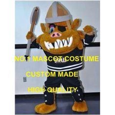 High Quality Costumes Rowdy the road Hog Pig Mascot Costume Custom Adult Wild Boar Theme Cartoon Character Anime Cosply 1990 Pig Costumes, Mascot Costumes, Hog Pig, Road Hog, High Quality Costumes, Funny Pigs, Brown Cat, Character Costumes, Costume Accessories