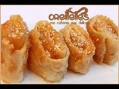 Oreillette algerienne / Khechkhach | La cuisine de Djouza