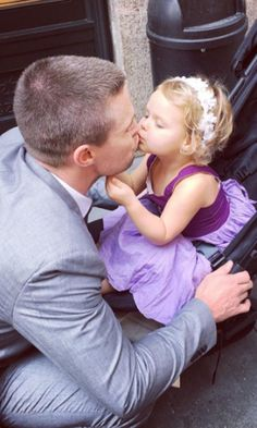 Stephen Amell's Family Photos Will Make You Love Him Even More