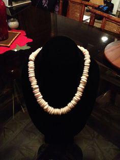 Vintage Hand Strung Hawaiian Puka shells by CulturalPreservation, $65.00