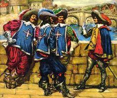 three musketeers | Three Musketeers Movie in 3D