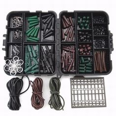 The Complete Assorted Carp Fishing Accessories Box Set - A Must Have Set For Amazing Value! - Big Star Trading - 1