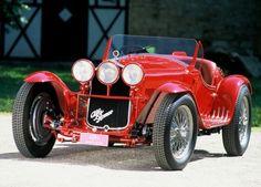 Alfa Romeo 8C 2300 (1931)