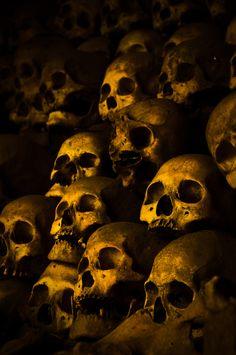 Kabayan Cave Skulls, Philippines Fort Santiago, Intramuros, Baguio, Walled City, Sandy Beaches, Golden Brown, Skeletons, Anthropology, 16th Century
