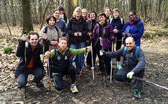Itinéraire de Marche Nordique 78, 10km en forêt de Marly sur Sainte-Gemme... http://www.marche-nordique-marly.blogspot.fr/2015/03/marche-nordique-sainte-gemme-samedi.html