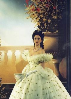 Pia Douwes als Elisabeth