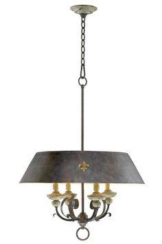Provence Pendant - Ceiling Fixtures - Lighting - Home Decor | HomeDecorators.com