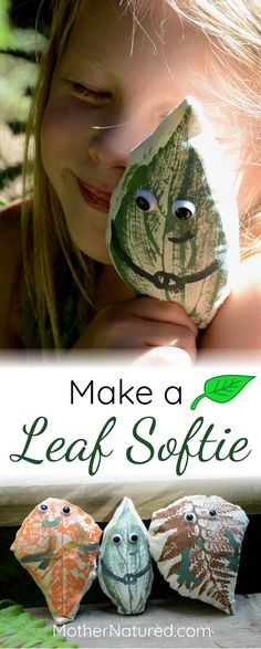 Make your own leaf soft toy Fall craft  | Leaf craft | Sewing craft