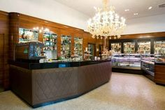 Milan: Sant'Ambroeus - Historical pastry - Sweer Welcome - Dotti Interior Decoration