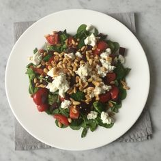 Louise Parker Healthy Meals, Healthy Eating, Healthy Recipes, Delicious Food, Tasty, Deliciously Ella, Whats For Lunch, Eat Right, Low Sugar