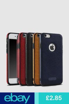 3b7d8392b18909 NEW Shockproof Hybrid Leather Feel Case Cover For Apple iPhone 7 Plus. Fynn  Depot