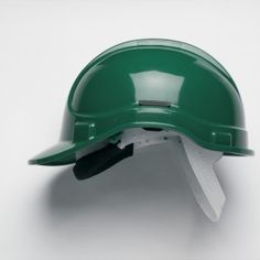 Style 300 Non Vented Green with Sweatband (HC300SB)