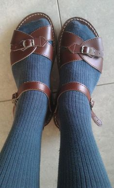Roman Sandals, Socks And Sandals, Separates, Tights, Boys, Clothes, Fashion, Navy Tights, Baby Boys