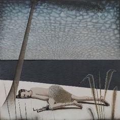 Ieva ILTŅERE | Latvian | b. 1957.  Sunstroke. 2008