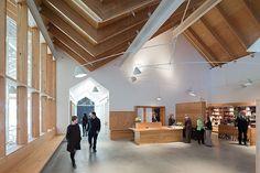 The Parrish Art Museum - Water Mill, New York / Herzog & de Meuron