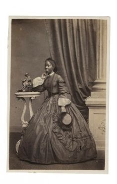 Sara Forbes Bonetta was captured aged five by slave raiders in west Africa, rescued by Captain Frederick E Forbes, then presented as a 'gift' to Queen Victoria.