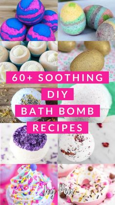 DIY Oatmeal Rose Bath Bombs - My Momtastic Life - Soothing DIY Bath Bomb Recipes You are in the right place about Skincare aesthetic Here we offe - Homemade Bath Bombs, Homemade Scrub, Homemade Gifts, Diy Valentine's Bath Bombs, Diy Spa, Diy Décoration, Diy Crafts, Easy Diy, Dyi