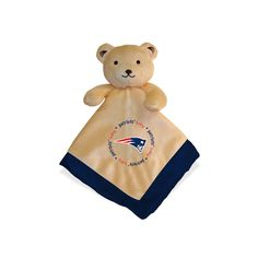 New England Patriots Snuggle Bear, Multicolor