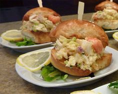 Lobster Sliders