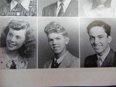 1944 STAN FREBERG Alhambra City High School California YEARBOOK Alhambran