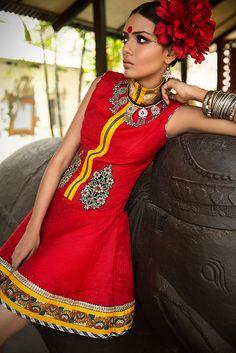 Surraj Kathuria #desichic #indian fashion