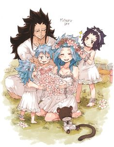 Muttertag Muttertag Related posts:Image about anime in Fairy Tail ?New Drawing Sad Quotes Fairy Tail Ideas Fairy Tail Levy, Fairy Tail Ships, Rog Fairy Tail, Fairy Tail Amour, Anime Fairy Tail, Fairy Tail Comics, Fairy Tail Guild, Couples Fairy Tail, Fairy Tail Family