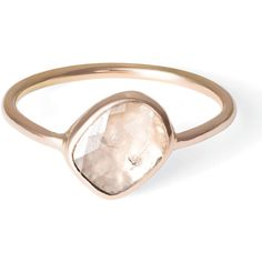 Parisi  - Lagoon Ring (€1.200) ❤ liked on Polyvore featuring jewelry, rings, accessories, jewels and joias