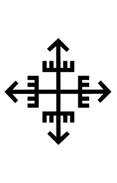 viking symbols | Viking Symbols Of Love Norse-slavic symbol by