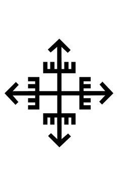 viking symbols | Viking Symbols Of Love Norse-slavic symbol by
