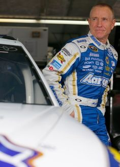 NASCAR Mark Martin 55 = nicest guy in the sport!!  A great driver and a legend in the sport.  I am so glad that he will be staying to mentor Danica next year