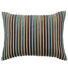 After searching all over heck for pillows for the new teal chairs, I found these at Pier 1!