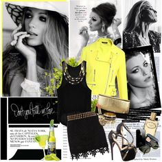 Blake Lively...., created by melissaklaine on Polyvore