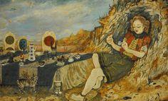 La Fiesta del Té, Sylvia Frein