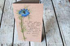 FrauSchweizer handgemachte Karten: zum Muttertag