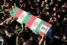 تعرف على أول ضابط إيراني من قوات المغاوير يقتل في حلب - هنا سوريا