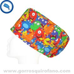 http://www.gorrosquirofano.com/producto/gorros-quirofano-monstruos-colores-2/ Gorros quirofano monstruos colores