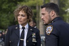 Shades of Blue - Season 3 Episode 1: Good Police - Jennifer Lopez and Nick Wechsler