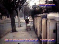 Sao Paulo 1944 e 1945 filme 8mm