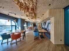 TEPLO restaurant on Interior Design Served