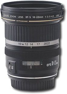 Canon EF-S 10-22mm Ultra Wide Angle