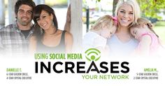 Hear how Amelia and Dani built their #Isagenix businesses with social media, developed a consistent brand message, and how you can do it, too.