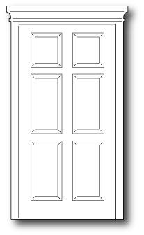 Grand Madison Door die $15.99