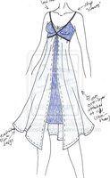 MISCcd - Fairy Nightgown by LoveLiesBleeding2